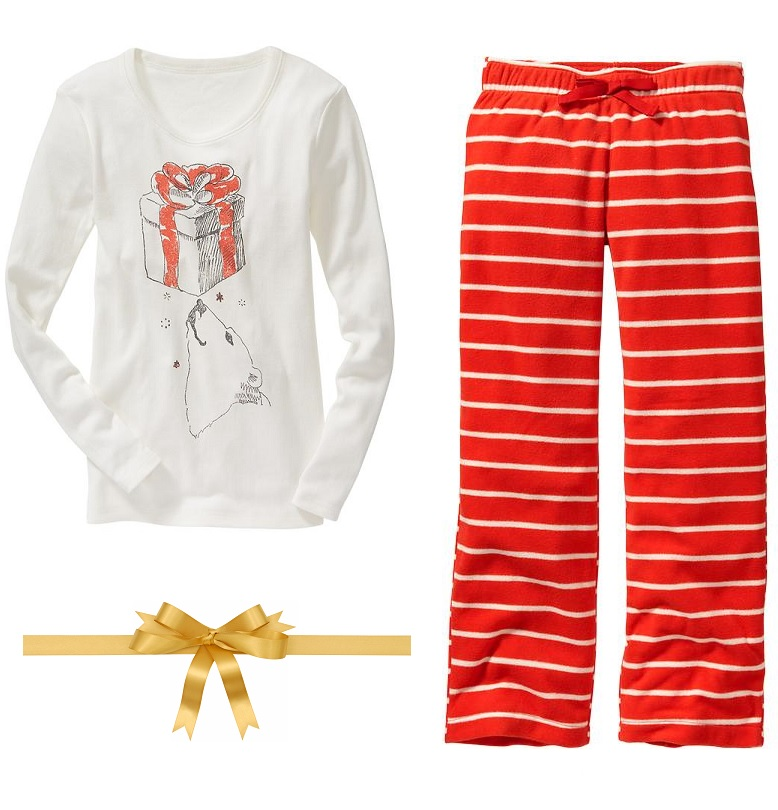 girls-old-navy-holiday-pjs