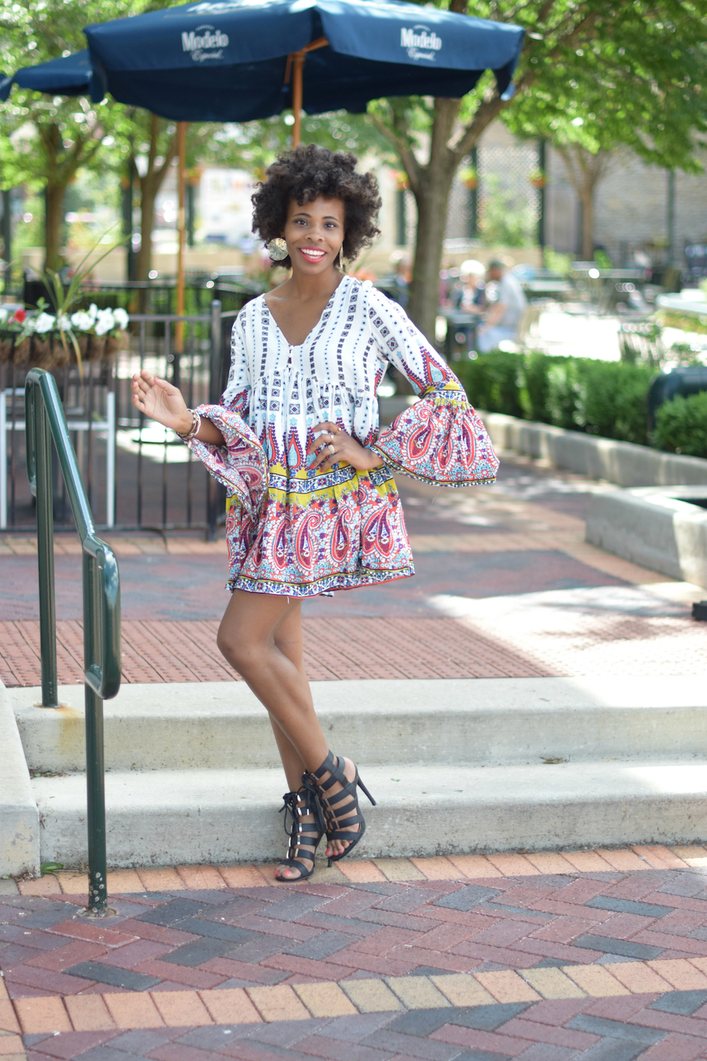 boho-bell-sleeve-printed-dress