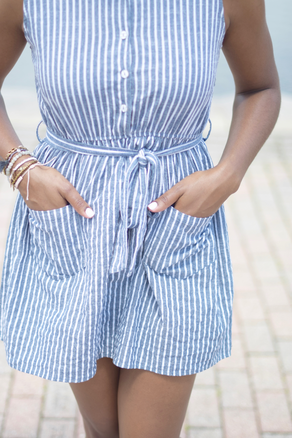 striped-chambray-dress-front-tie-bow