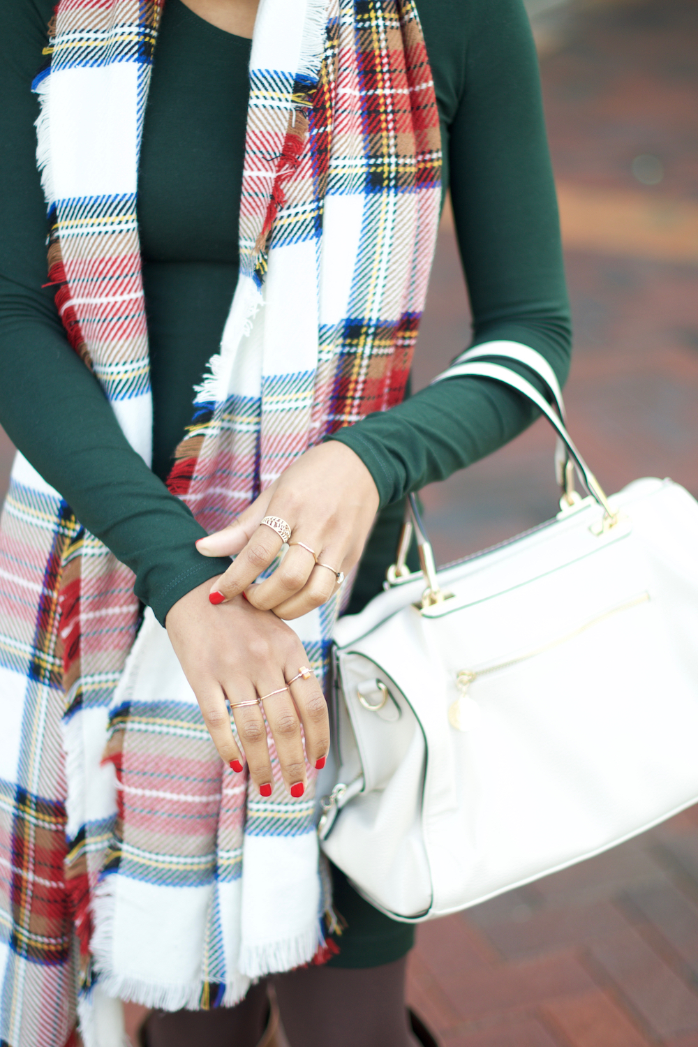 red-plaid-holiday-scarf